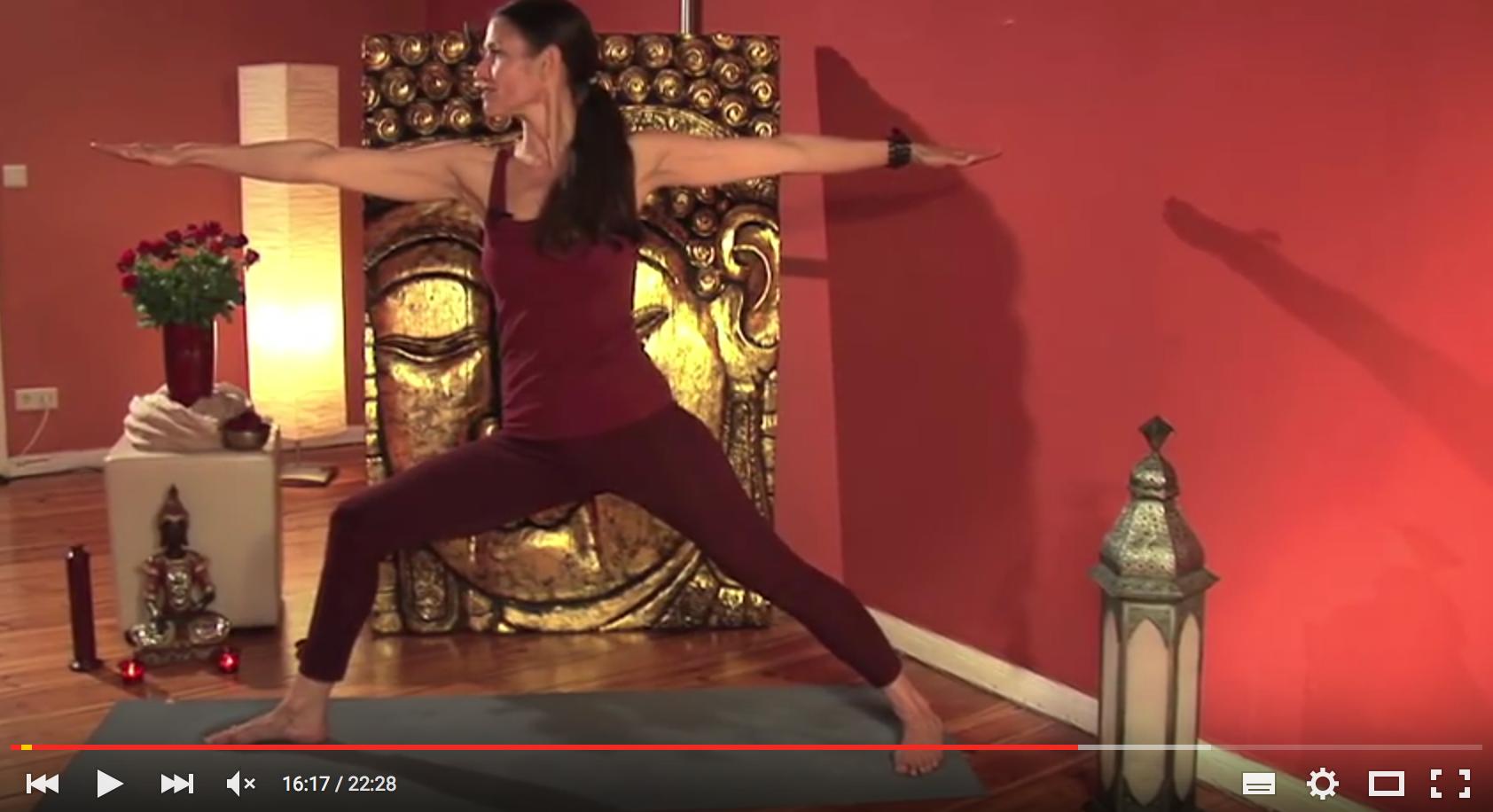 Chakra Yoga mit Nancy Striehn